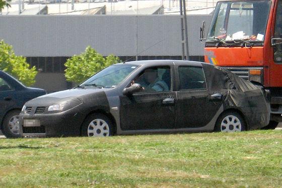 Future Dacia familiale : c'est elle ?