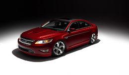 SEMA Show : les concepts de Ford Taurus et Fusion