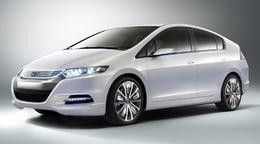 Honda Insight 2 Concept : l'hybride qui en veut à la Prius