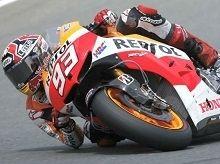 Moto GP - San Marin J.2: Marc Marquez est le gendre parfait