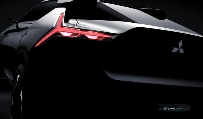 Salon de Tokyo 2017 : Mitsubishi annonce un concept de SUV électrique