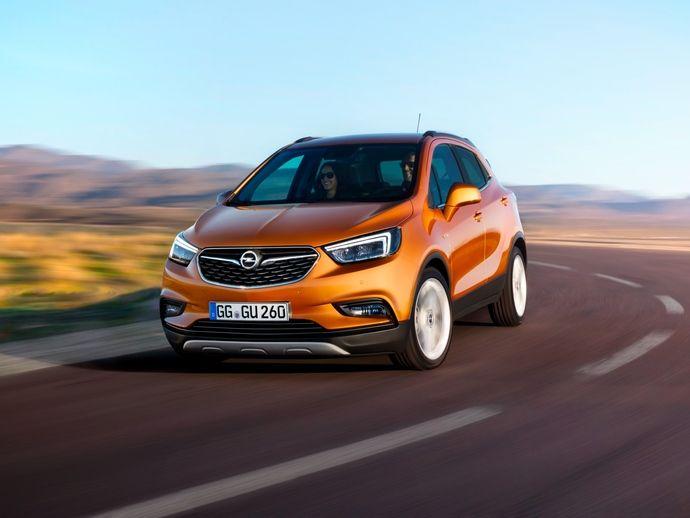 Opel Mokka X: à partir de 20950€