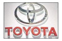 Toyota : n° 2 sur le marché américain en janvier