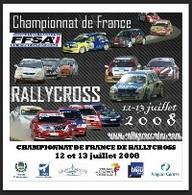 Rallycross: Rendez-vous à Chateauroux les 12 et 13 juillet