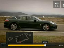 Top Gear USA : la Porsche Panamera Turbo défie-t-elle les lois de la physique ?