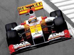 Etonnant : Renault F1 signe un sponsor