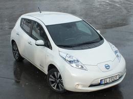 La Nissan Leaf 2.0 remporte le Grand Prix Auto Environnement Maaf