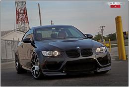 BMW M3 E92 Project 808 Devastator, le côté sombre de l'hélice