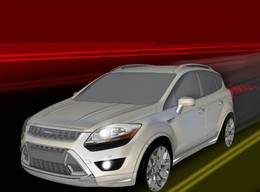 Ford Kuga: une version plus sportive au Mondial