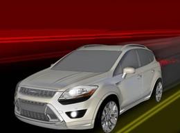 Ford Kuga: une version plus sportive au Mondial