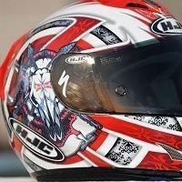 Moto GP: Les casques 2010 à une exception près