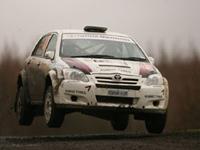 IRC: deux Toyota pour le RED Motorsport?