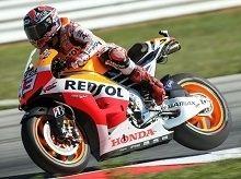 Moto GP - San Marin: Marc Marquez a apprécié de bon vingt