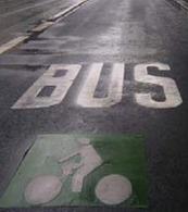 Les vélos vont pouvoir investir de nouveaux couloirs de bus