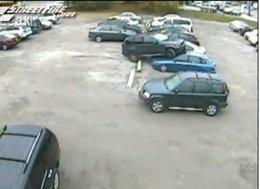 [vidéo] Comment garer son BMW X5 façon Monster Truck (fallait pas ... être garé devant) ?