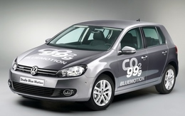 Volkswagen Golf VI Bluemotion Concept : 99 gr CO2/km