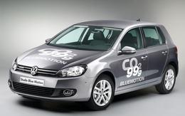 Volkswagen Golf VI Bluemotion Concept : 99 gr CO2/km