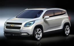 Chevrolet Orlando Concept : petit mais costaud