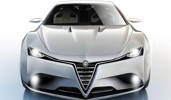 Alfa Romeo : la grande berline reportée à 2021