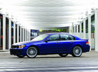 """BMW et Alpina: """"one shot in the USA"""""""