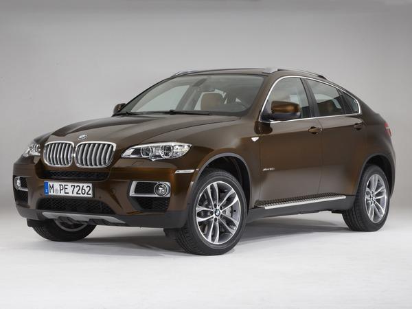 Voici le BMW X6 restylé : si, si