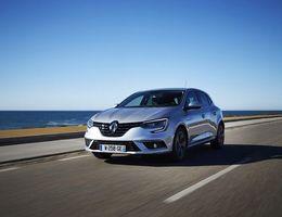 Renault Mégane : voiture d'entreprise de 2016