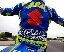 Moto GP – Grand Prix de Catalogne: le samedi de Suzuki!