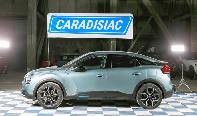Citroën C4: l'iconoclaste - Salon de l'auto Caradisiac
