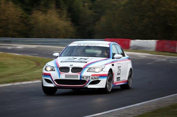 BMW M5 CSL : il n'y en aura qu'une et ils la gardent