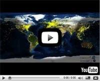 Vidéo : les flux aériens vus du ciel...
