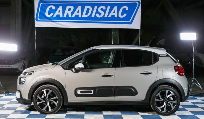 Citroën C3 restylée: la touche personnelle - Salon de l'auto Caradisiac