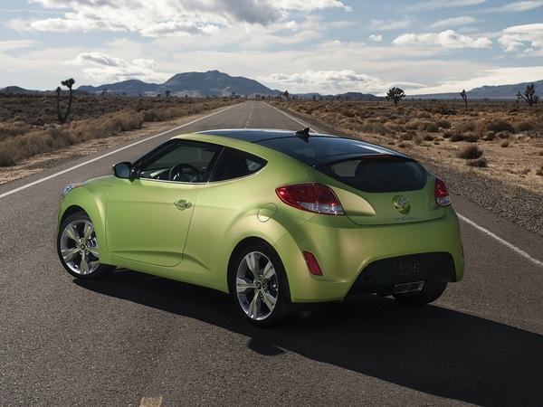 Détroit 2011 : nouveau Hyundai Veloster, le CRX du 3eme millénaire ?