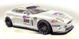 Jaguar XKR GT4: Prochainement sur les circuits