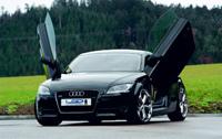 Audi TT by LSD: ouverture d'esprit
