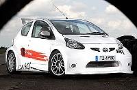 La mue du jour: Toyota Aygo Crazy à moteur central