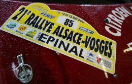 WRC Rallye de France 2010 : ce sera l'Alsace