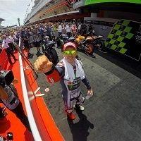 Moto GP- Grand Prix de Catalogne: Lorenzo n'a pas ménagé ses efforts