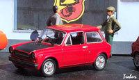Miniature : 1/43ème - AUTOBIANCHI A112 ABARTH 70HP