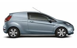Ford Fiesta: la version utilitaire