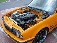 La M5 Orange Mécanique.. Un projet fou !!