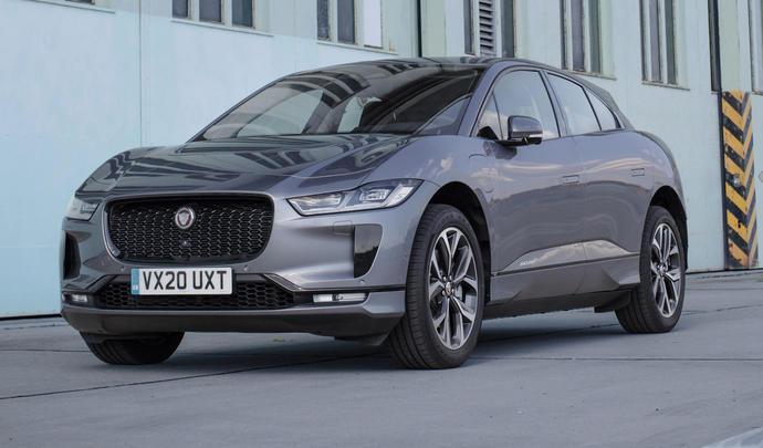 Un Jaguar I-Pace plus abordable en édition limitée