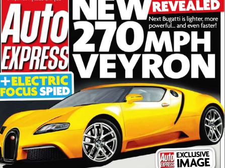 Bugatti Veyron: encore une nouvelle évolution, plus performante que jamais?