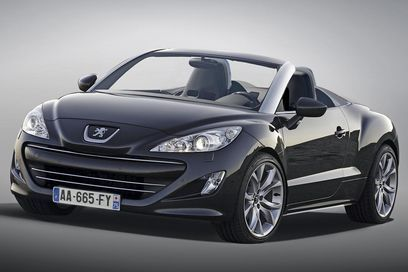 capote en toile pour le futur peugeot rcz cabriolet. Black Bedroom Furniture Sets. Home Design Ideas