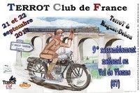 Rassemblement national du Terrot Club de France ce week end à St Priest-Taurion (87).