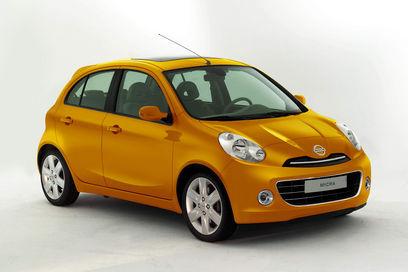 Future Nissan Micra : ça devrait ressembler à ça