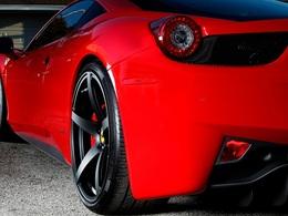 Nouvelles jantes pour la Ferrari 458 et la BMW Série 5 F10 par Vorsteiner