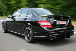 Mercedes V63RS Clubsport by Väth : en guerre