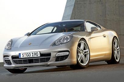 Future Porsche 928 : vue comme ça, c'est séduisant