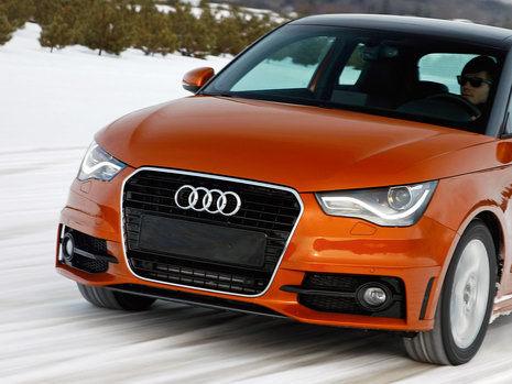 L'Audi A1 quattro se teste