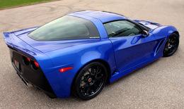 Corvette GTR par Specter Werkes : ça avance toujours